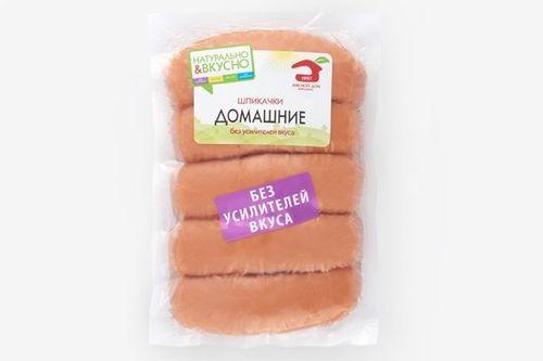 Шпикачки Домашние н/о в/у МДБ