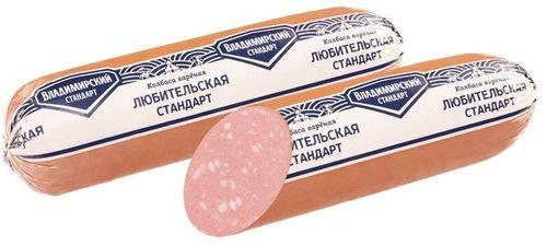 Колбаса вареная Любительская Стандарт Владимирский стандарт