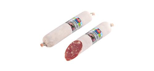 Колбаса сыровяленая-полусухая Сальчичон в текстильной оболочке Мясницкий ряд