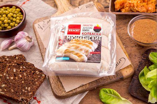 Колбаски Белые Мюнхенские Ремит