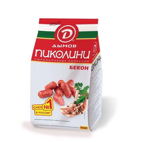 Мясная закуска Пиколини Бекон Дымов