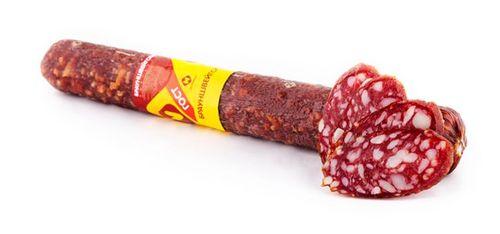 Колбаса сырокопченая Брауншвейгская Останкино