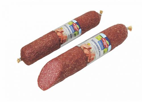 Колбаса сырокопченая Княжеская Мясницкий ряд