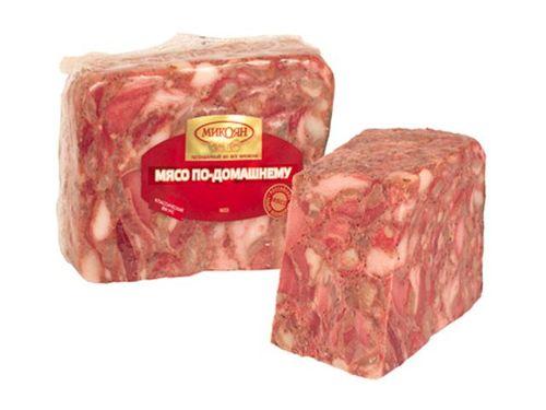 Мясо по-домашнему Микоян