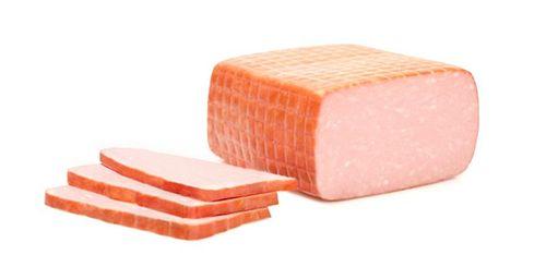 Колбаса вареная Мясной хлеб со шпиком Останкино