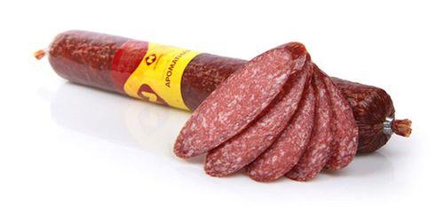Колбаса сырокопченая Ароматная Останкино