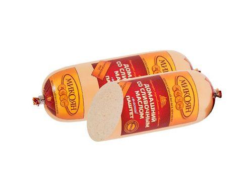 Паштет мясной Домашний со сливочным маслом Микоян
