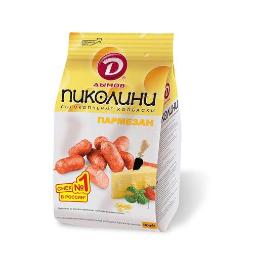 Мясная закуска Пиколини Пармезан Дымов
