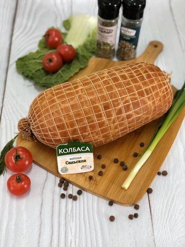 Колбаса вареная Сельская синюга Экопрод
