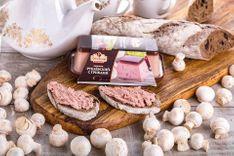 """Паштет """"Рублевский"""" с грибами, запеченный, охлажденный Рублевский"""