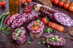 Колбаса сырокопченая Брауншвейгская Рублевский